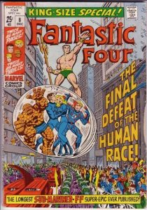 Fantastic Four Annual #8 (1970)
