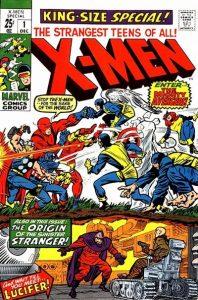 X-Men Annual #1 (1970)