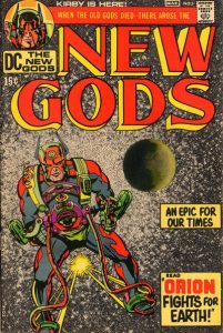 The New Gods #1 (1970)