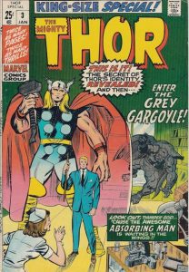 Thor Annual #3 (1971)