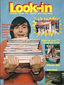 Look-In #1/1971 (1971)