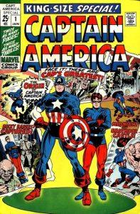 Captain America Annual #1 (1971)