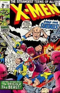 The Uncanny X-Men #68 (1971)
