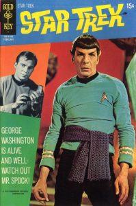 Star Trek #9 (1971)