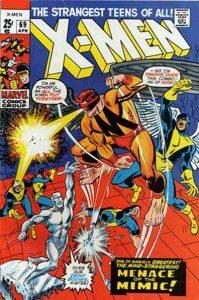 The Uncanny X-Men #69 (1971)