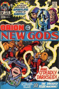 The New Gods #2 (1971)