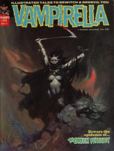 Vampirella #11 (1971)