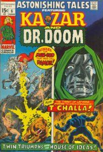Astonishing Tales #6 (1971)