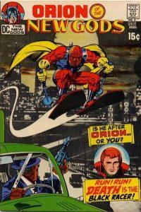 The New Gods #3 (1971)