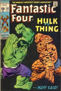 Fantastic Four #112 (1971)