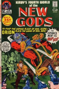 The New Gods #4 (1971)