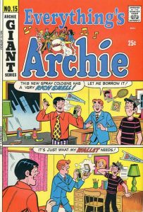 Everything's Archie #15 (1971)