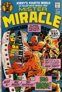 Mister Miracle #4 (1971)