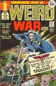 Weird War Tales #1 (1971)