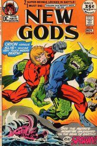 The New Gods #5 (1971)