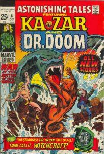 Astonishing Tales #8 (1971)