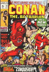 Conan the Barbarian #10 (1971)