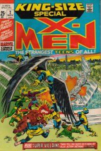 X-Men Annual #2 (1971)