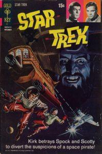 Star Trek #12 (1971)
