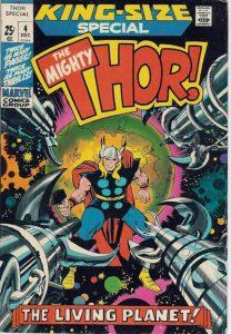 Thor Annual #4 (1971)