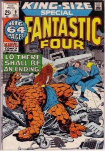 Fantastic Four Annual #9 (1971)