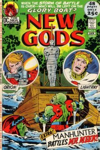 The New Gods #6 (1971)