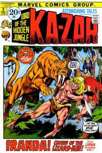 Astonishing Tales #9 (1971)
