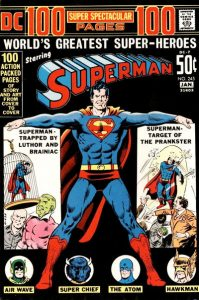 DC 100-Page Super Spectacular #DC-7 (1971)