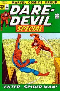 Daredevil Annual #3 (1972)