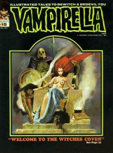 Vampirella #15 (1972)