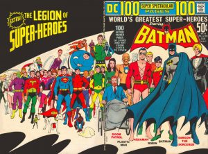 DC 100-Page Super Spectacular #DC-8 (1972)
