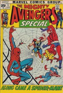 Avengers Annual #5 (1972)