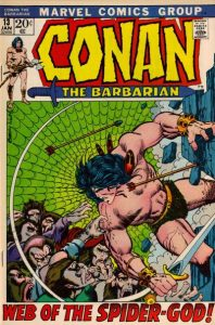 Conan the Barbarian #13 (1972)