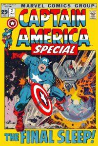 Captain America Annual #2 (1972)