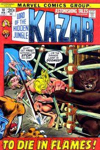 Astonishing Tales #10 (1972)