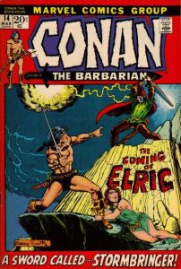 Conan the Barbarian #14 (1972)