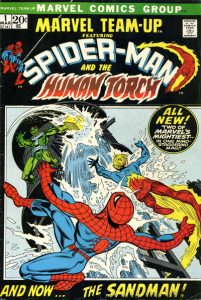 Marvel Team-Up #1 (1972)