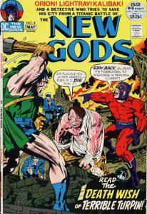 The New Gods #8 (1972)