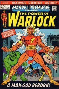 Marvel Premiere #1 (1972)