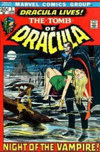 Tomb of Dracula #1 (1972)