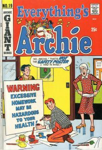 Everything's Archie #19 (1972)