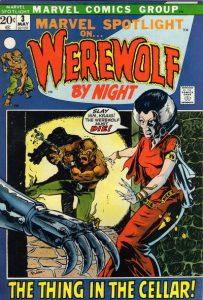 Marvel Spotlight #3 (1972)