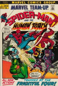 Marvel Team-Up #2 (1972)