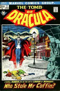 Tomb of Dracula #2 (1972)