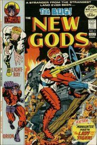 The New Gods #9 (1972)