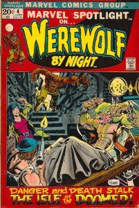 Marvel Spotlight #4 (1972)