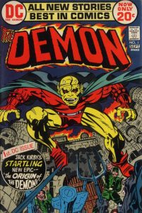 The Demon #1 (1972)