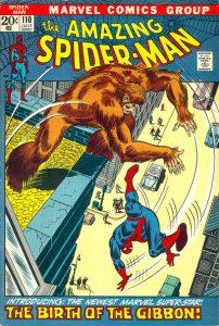 Amazing Spider-Man #110 (1972)
