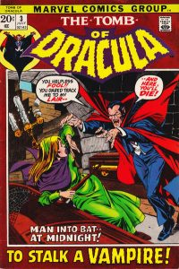 Tomb of Dracula #3 (1972)