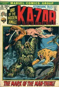 Astonishing Tales #13 (1972)